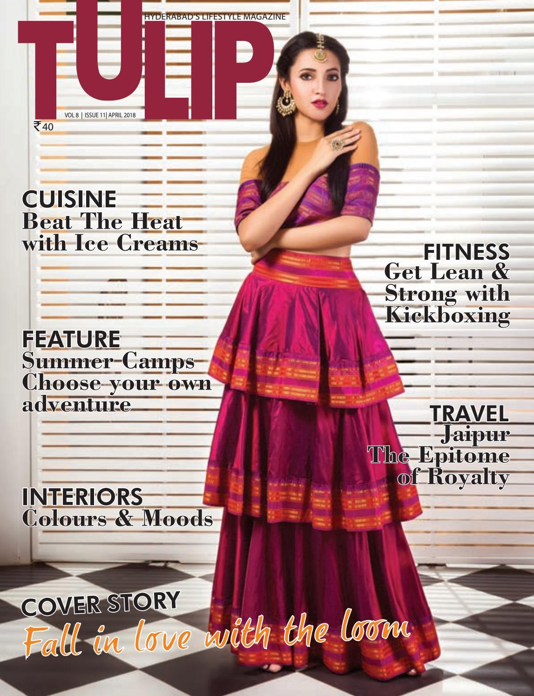 67e0f9b6af0 April 2018 E-Mag by Tulip Magazine - issuu