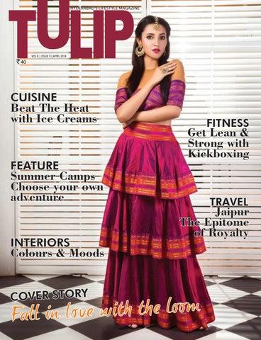 dbe2d217cf April 2018 E-Mag by Tulip Magazine - issuu