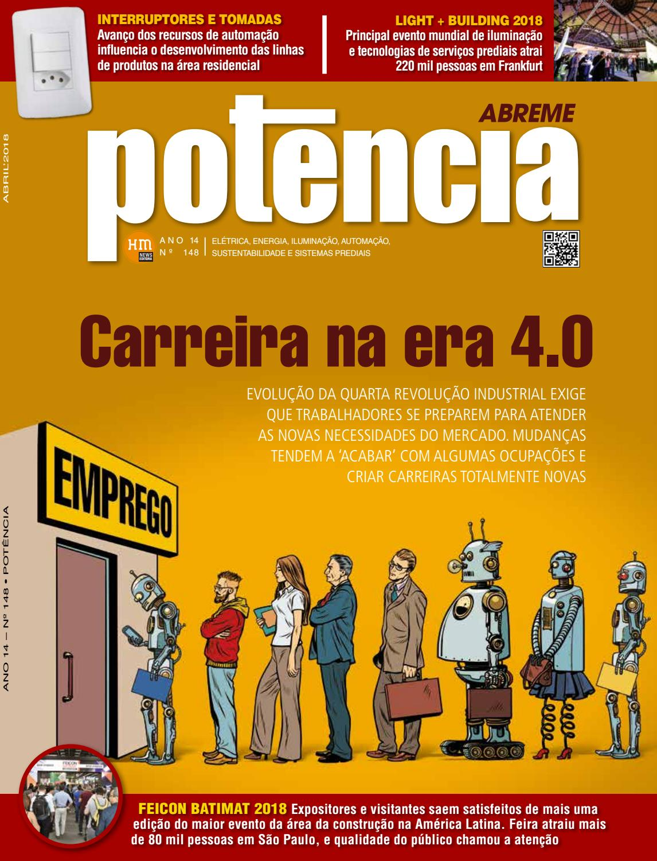 9e2a18f5c37fa Revista Potência nº 148 by Revista Potência - issuu