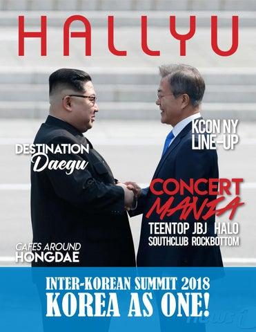 HALLYU Magazine No  37 by Hallyu Magazine - issuu