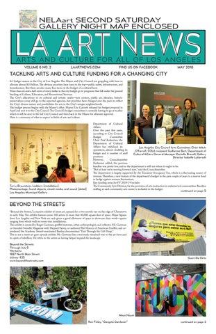 La Art News May 2018 By La Art News Issuu