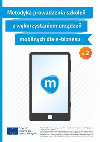 47f8b82e28129c Metodyka prowadzenia szkoleń z wykorzystaniem urządzeń mobilnych by ...