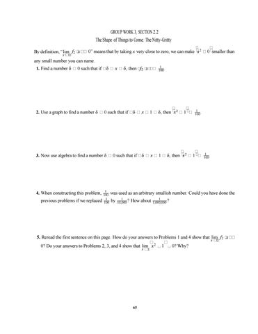 Solutions manual for single variable calculus early transcendentals group work 3 section 22 the shape of things to come the nitty gritty by definition lim f 2 x x fandeluxe Gallery