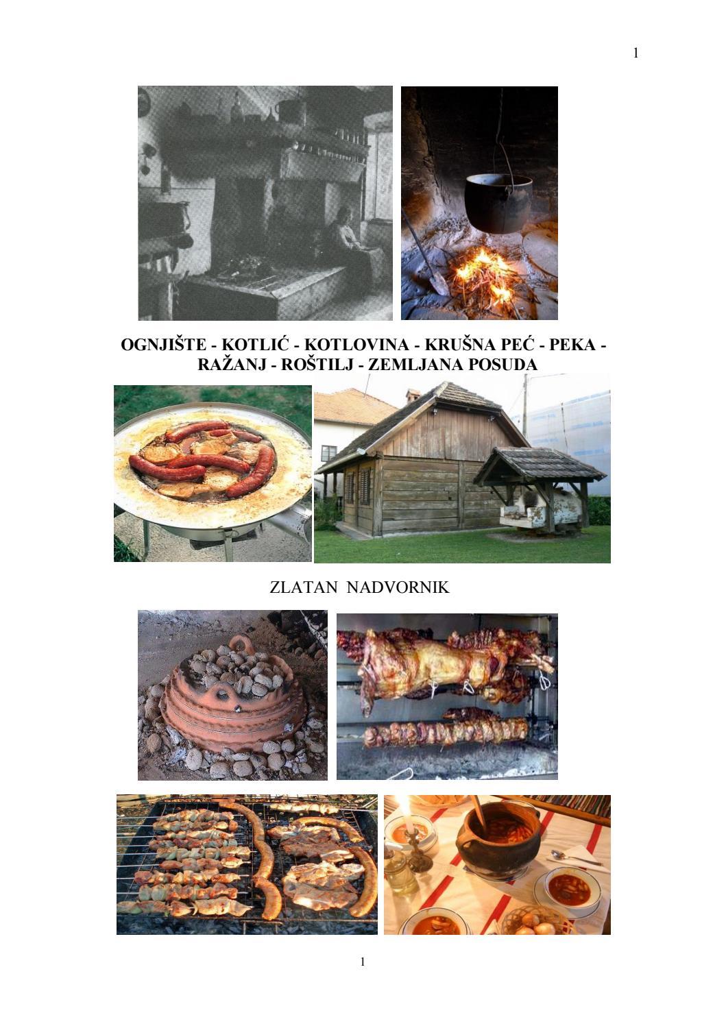 Gola slika s roštilja