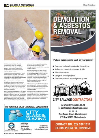 Builders & Contractors Magazine, Issue #110