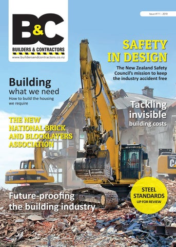 Builders & Contractors Magazine, Issue #111 by Markat - issuu