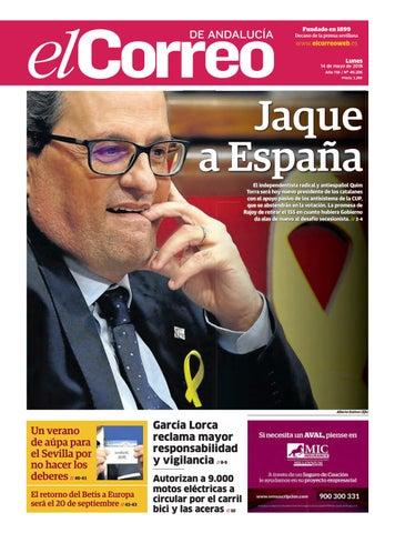 d590e2044 14.05.2018 El Correo de Andalucía by EL CORREO DE ANDALUCÍA S.L. - issuu