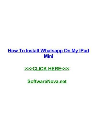 whatsapp spy public installieren