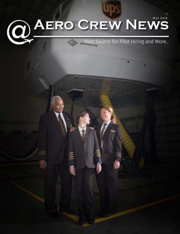 Aero Crew News, May 2018 by Aero Crew News - issuu