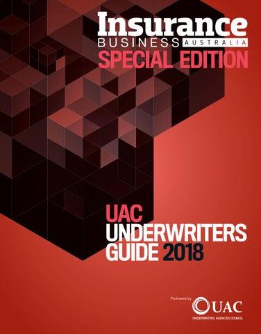 Insurance Business UAC Guide 2018 by Key Media - issuu