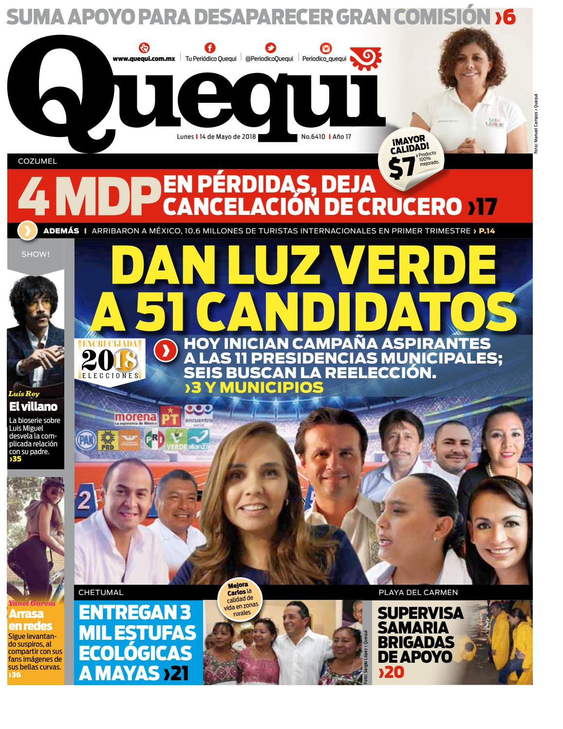 TU PERIODICO QUEQUI by Quequi - issuu 1dfd147a438
