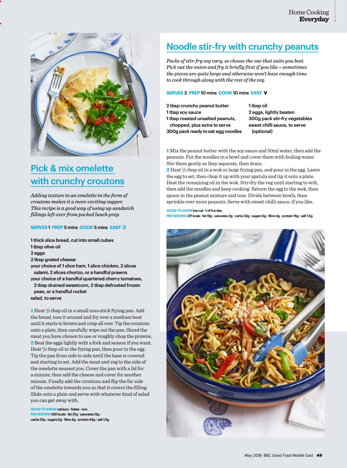 Bbc good food me 2018 may by bbc good food me issuu forumfinder Gallery