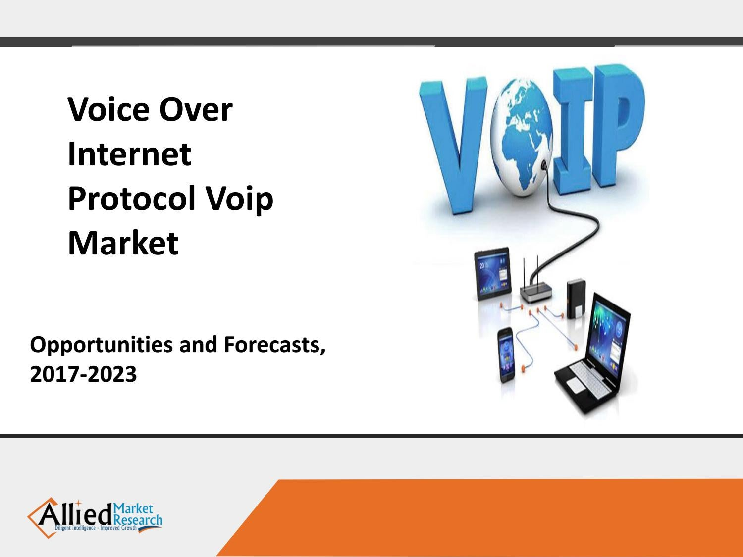 Voice Over Internet Protocol Voip Market By Luke Adam Issuu