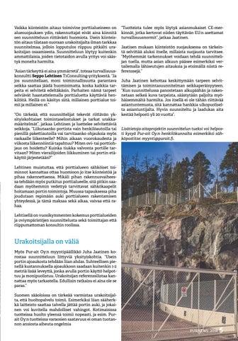 Page 5 of Aitaprojektin huolellinen suunnittelu