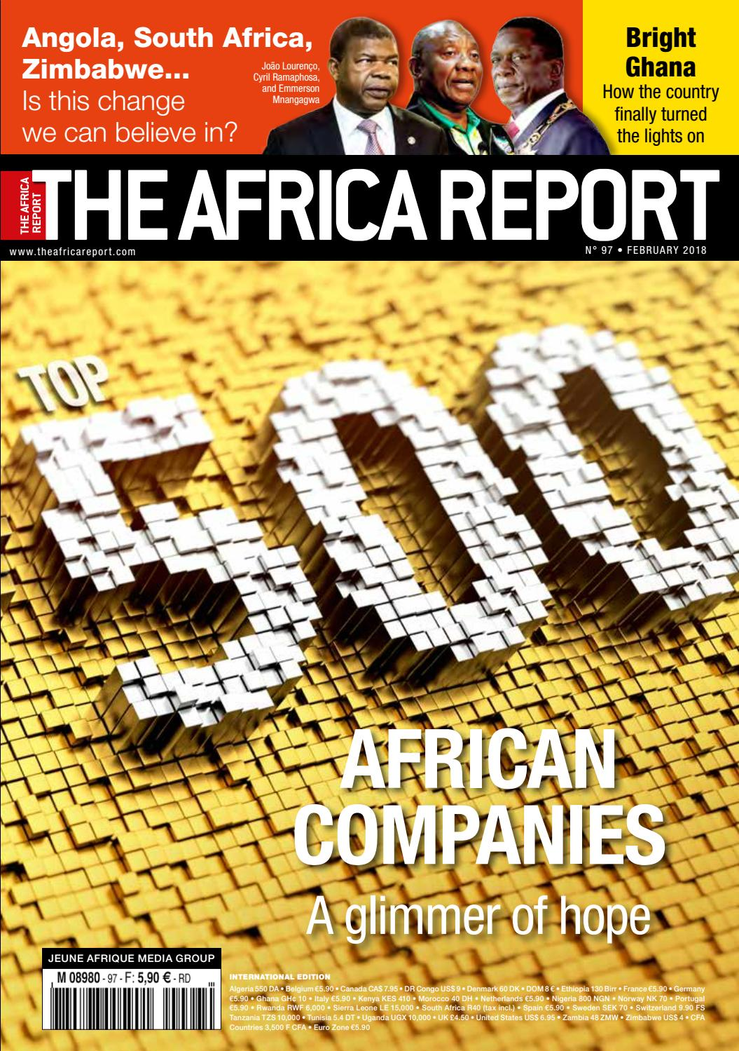 Tar97 by The Africa Report - issuu