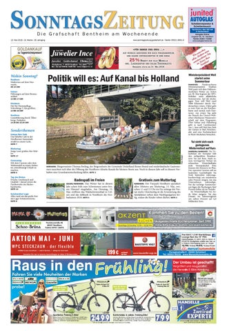 SonntagsZeitung 13.05.2018 By Grafschafter Nachrichten   Issuu