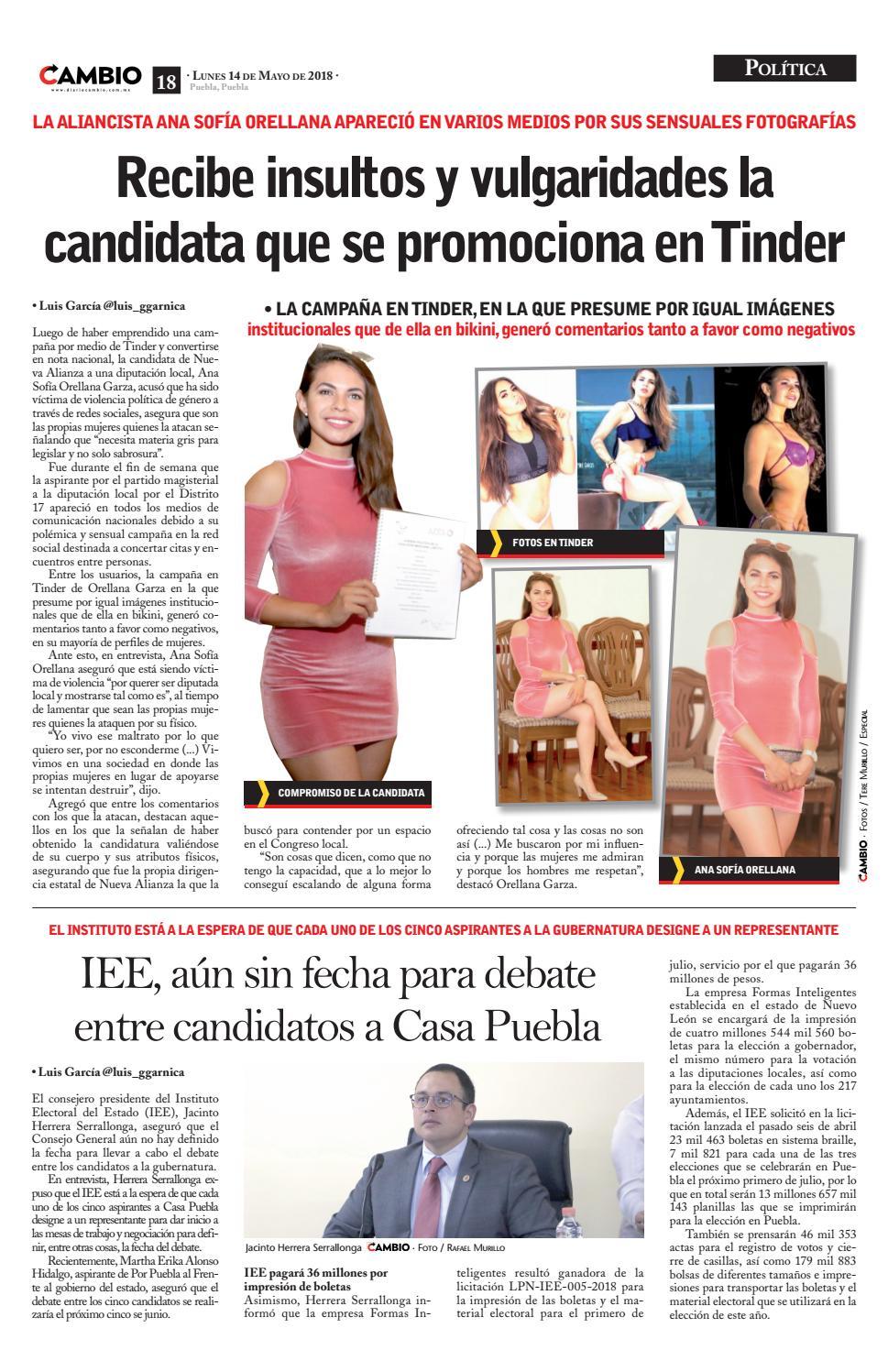 Ana Sofía Orellana diario cambiodiario cambio - issuu