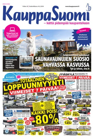 info for 72889 7aa3e KauppaSuomi 20 2018 (K-S) by KauppaSuomi - issuu