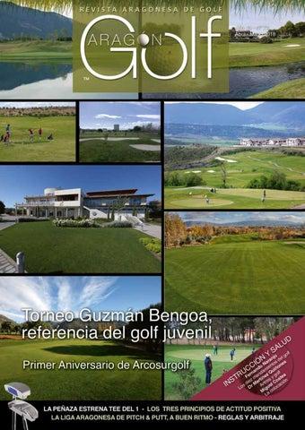17e94bb053528 Golf Aragón