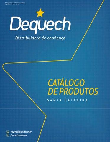 Publicação de produtos da Distribuidora Dequech Edição 04  e79572acaae