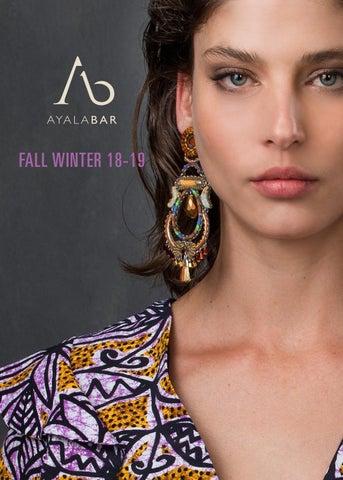 Ayala Bar - Fall winter 2018-2019 by Ayala Bar - issuu
