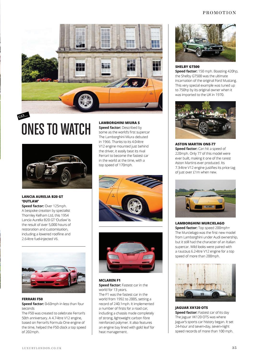 Canary Wharf Magazine May 2018 by Luxury London Media - issuu
