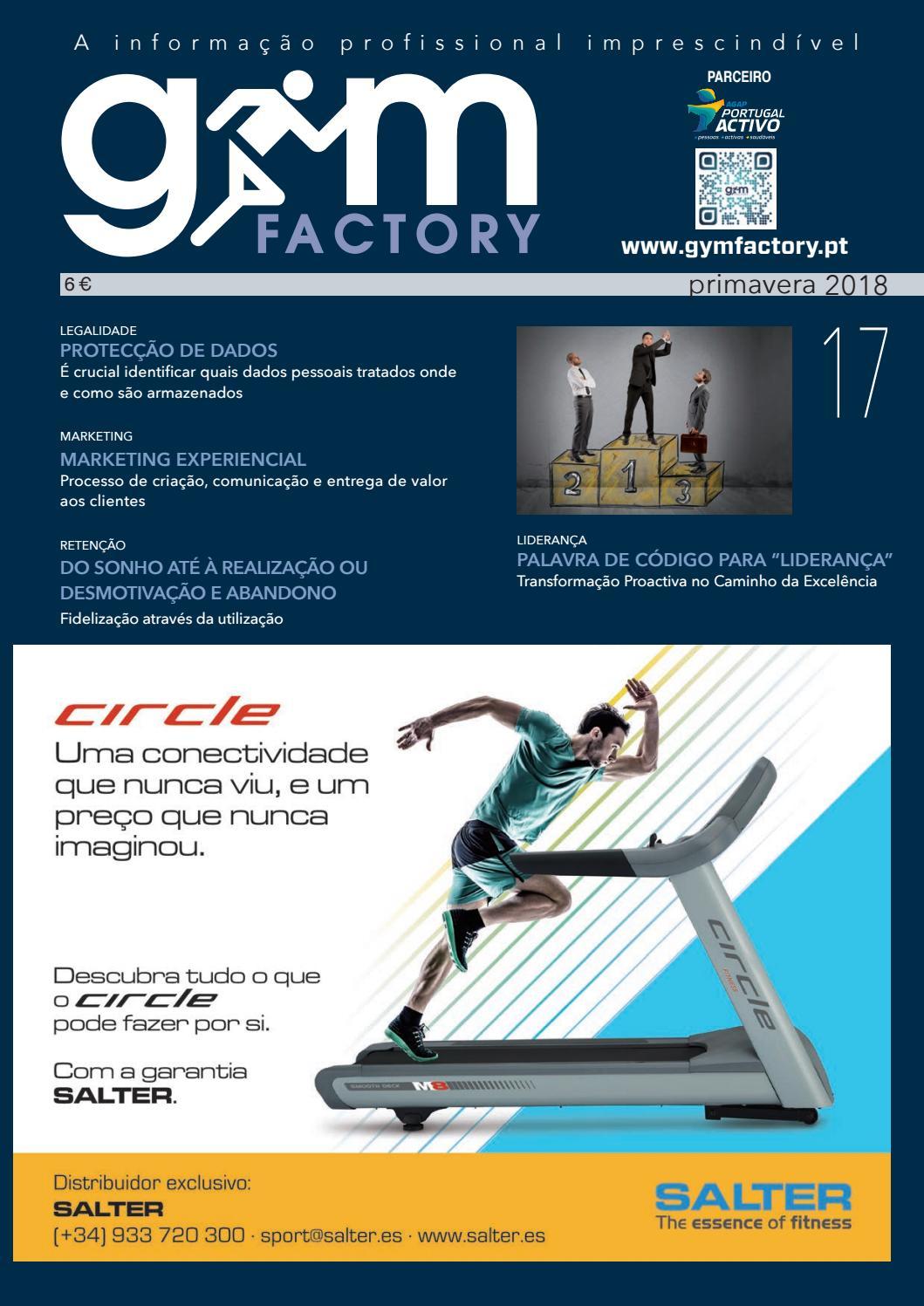 829681b50 Gym Factory Gestão nº17 by Gym Factory Magazine - issuu