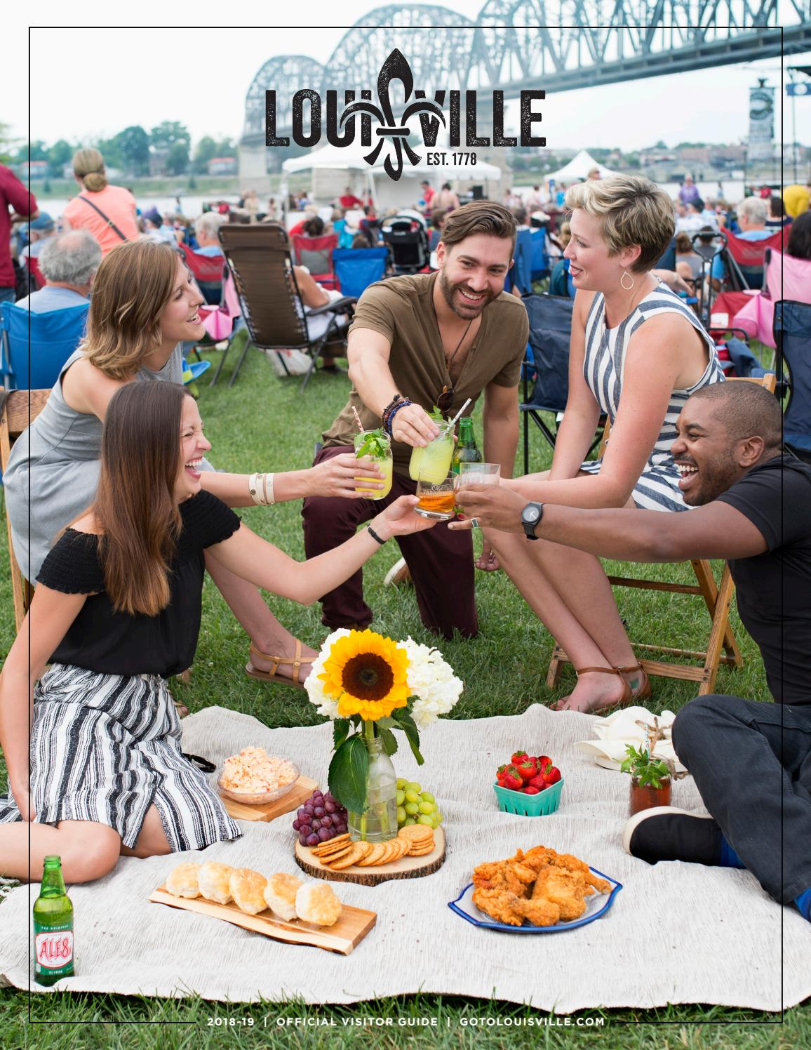 Entertainment Calendar The Pub Spanish Springs Lady Lake Fl February 2020 2018 Louisville Visitor Guide by Louisville Convention & Visitors