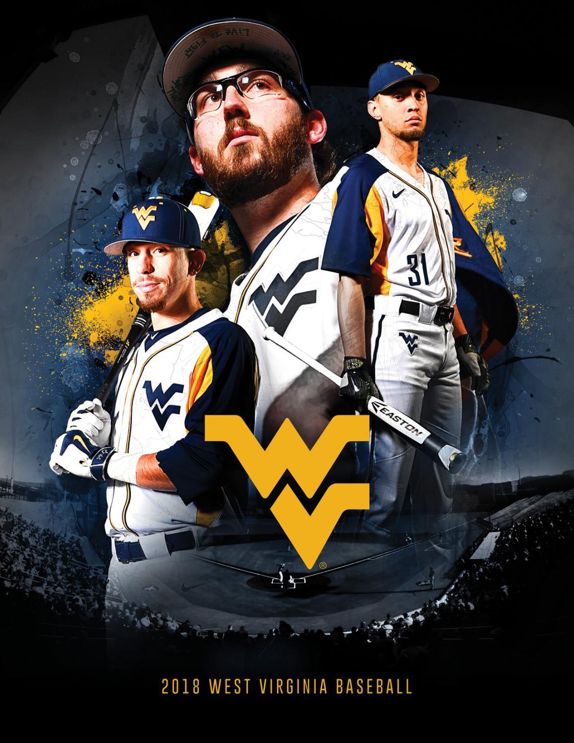 cbe4719a2891 2018 WVU Baseball Guide by Joe Swan - issuu