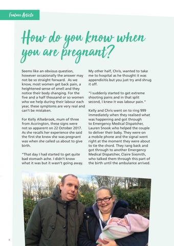 Page 4 of How do you know when you're pregnant?
