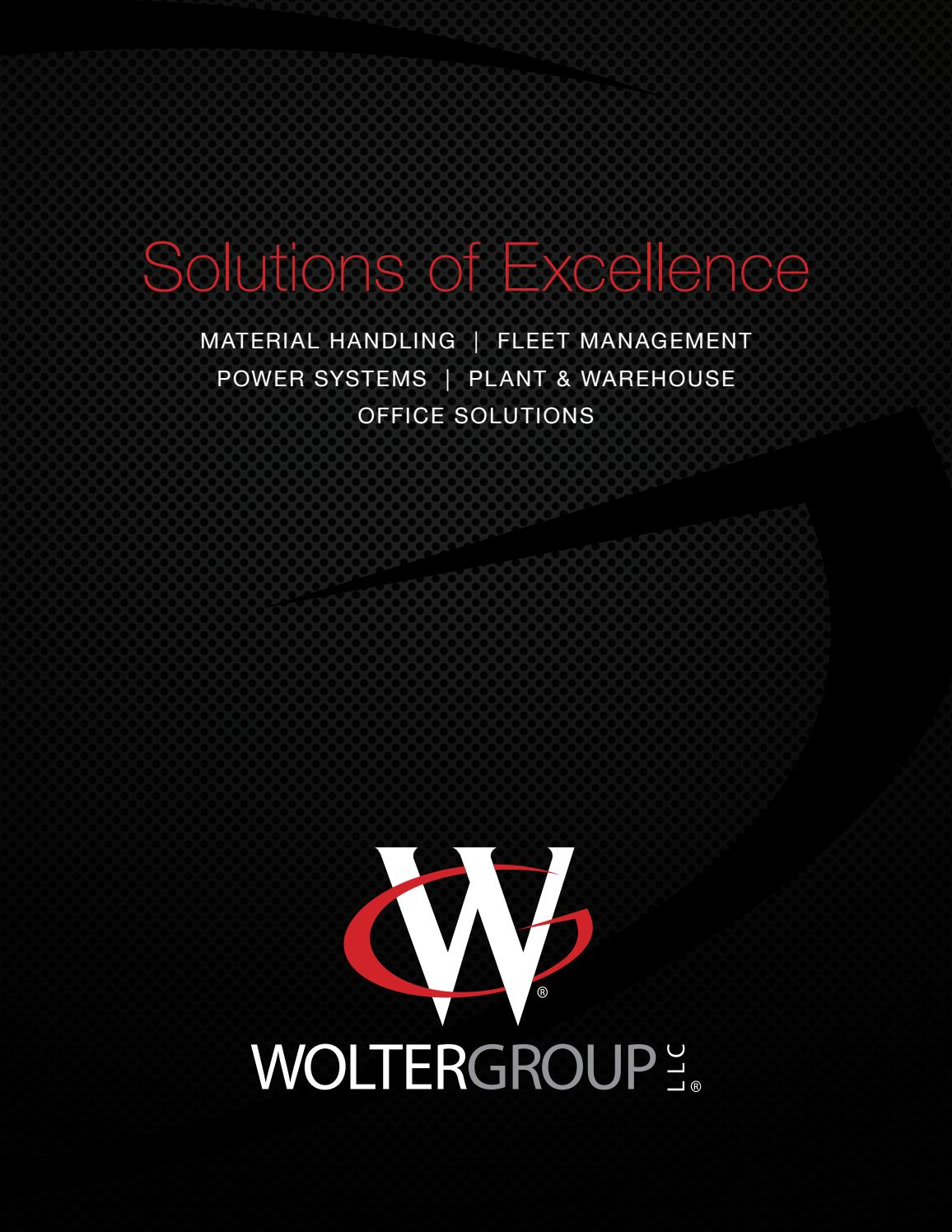 Wolter Group Service Catalog By The Scan Group Issuu