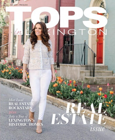 4a2313a1 Tops in Lexington - May 2018 by TOPS Magazine - issuu