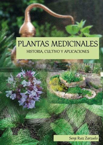 Plantas medicinales by sergi ruiz issuu for Como se llaman las plantas ornamentales