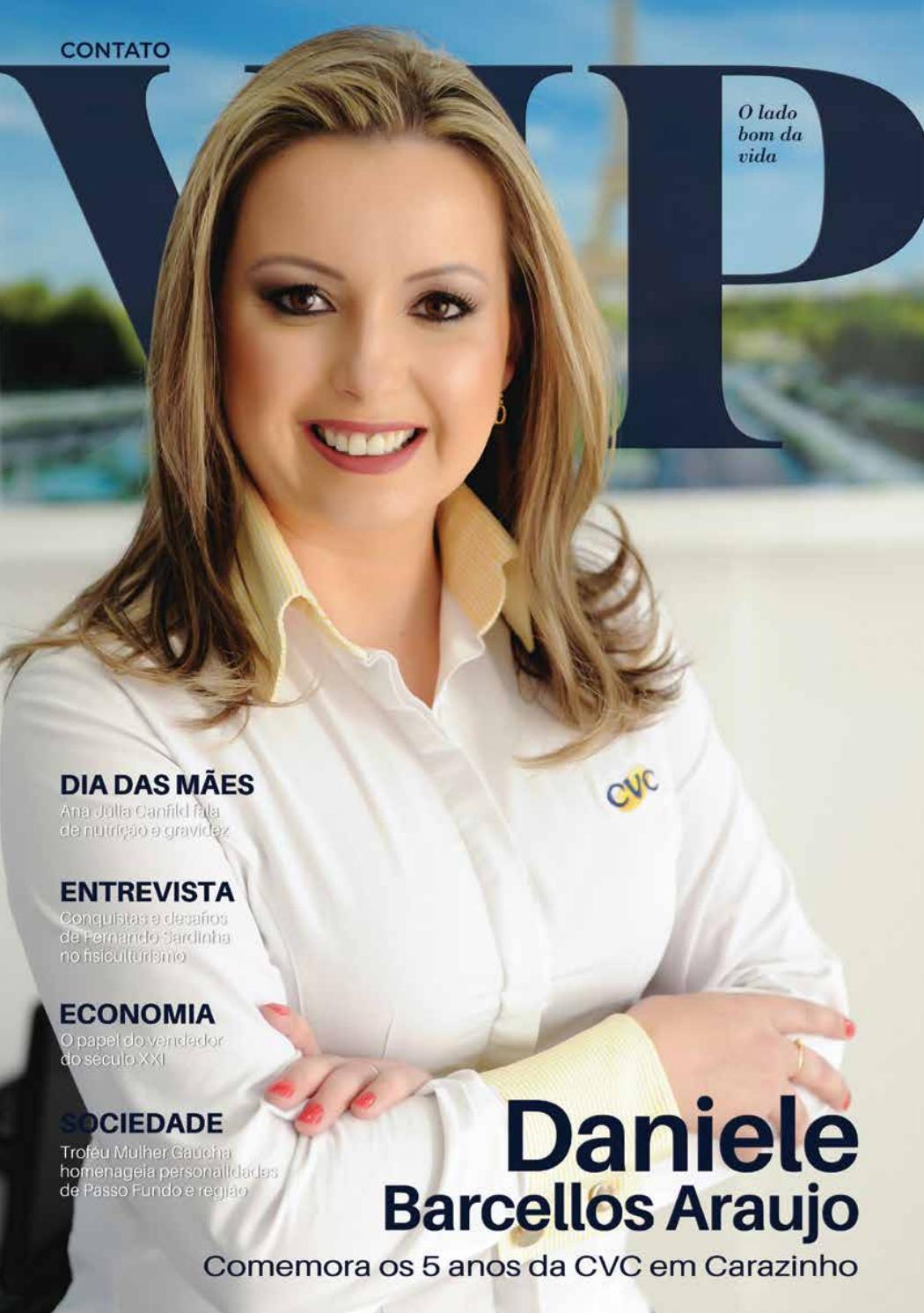 d5054b9976d40 Contato VIP - Maio 2018 - Carazinho by ContatoVIP - issuu