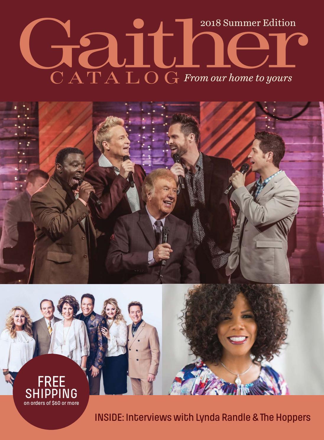 Gaither Summer 2018 Catalog by Susan Kiplinger - issuu