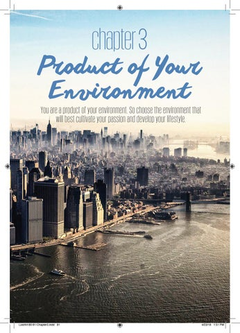 Page 81 of Product of your environment