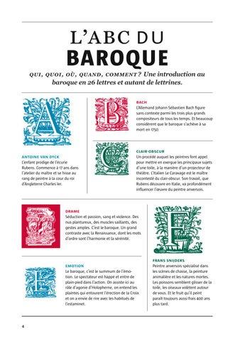 Page 6 of l'ABC du baroque