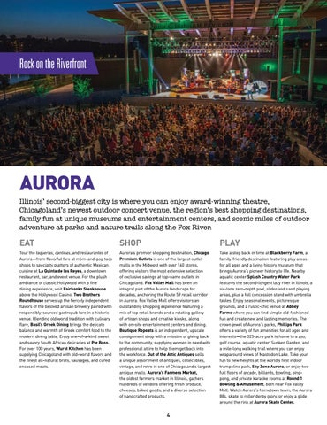 Page 4 of The Communities of the Aurora Area