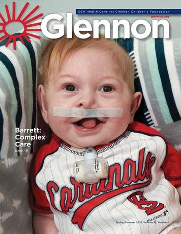 Glennon Magazine Spring/Summer 2018 by SSM Health Cardinal