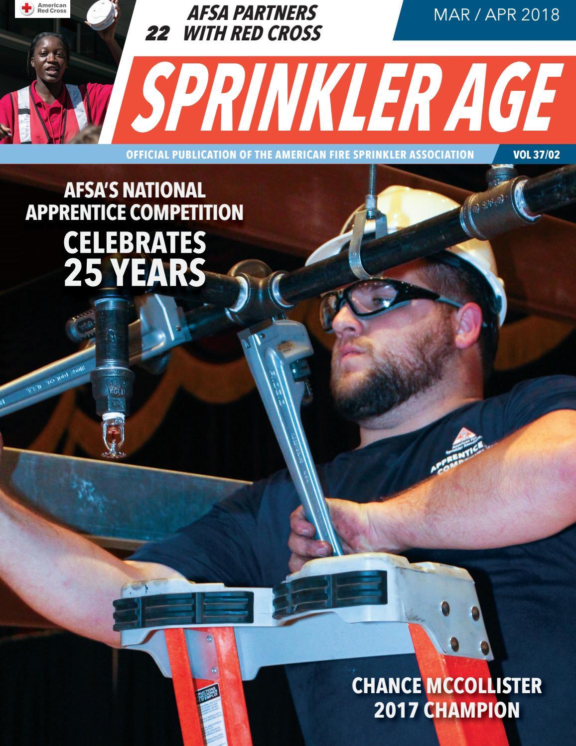 March/April 2018 Sprinkler Age by SprinklerAge - issuu
