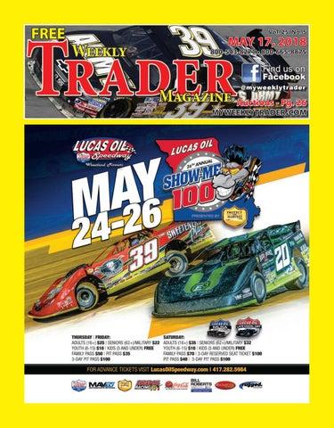 Weekly Trader May 17, 2018 by Weekly Trader - issuu