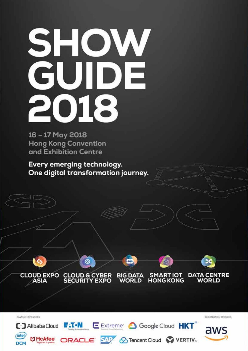 Cloud Expo Asia, Hong Kong Show Guide 2018 by Cloud Expo