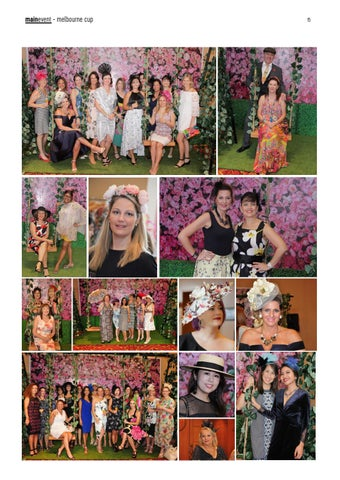 Page 15 of ANZA Melbourne Cup Brunch 2017