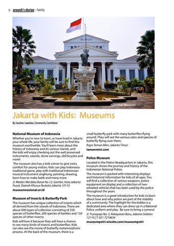 Page 36 of Jakarta With Kids - Museums