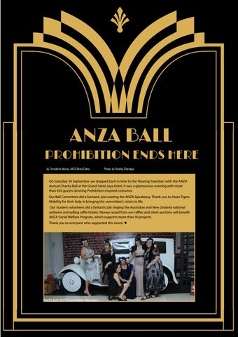 Page 8 of ANZA Ball 2017 'Prohibition Ends Here'