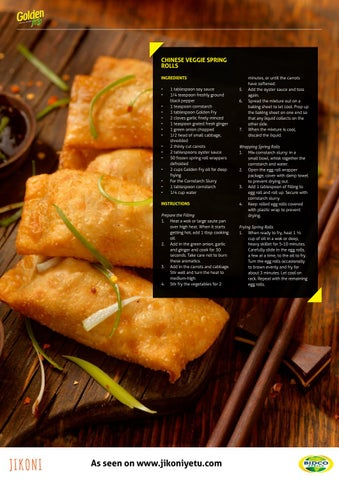 Page 54 of Jikoni Recipes