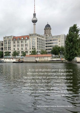 Page 27 of Bootmagazine mei/juni 2018 - Toervaren Berlijn, struinen langs de Spree