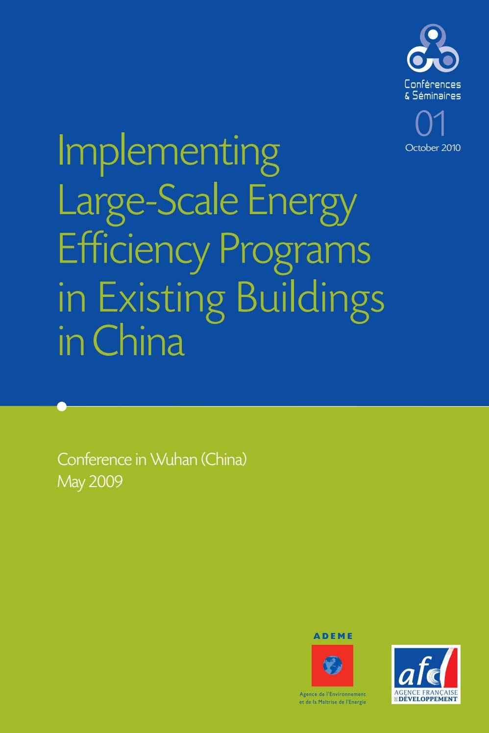 Implementing Large-Scale Energy Efficiency Programs in
