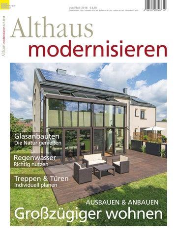 Althaus Modernisieren 67 2018 By Fachschriften Verlag Issuu