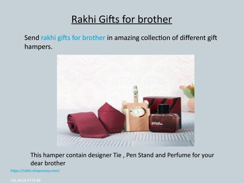 Page 4 of rakhi gifts for brother